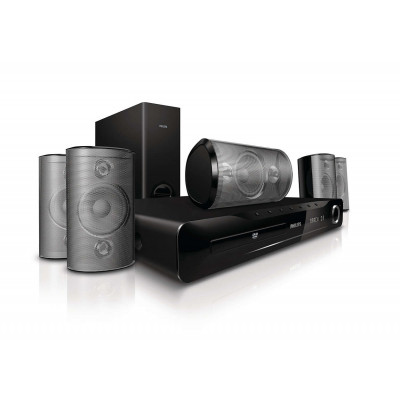 Phillips HTS 3511 5.1 Home Theatre