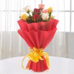 8 Sundry Mix Roses