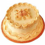 1 kg butterscotch cake