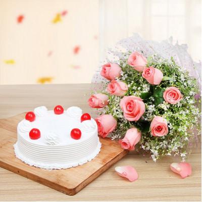 Cherry Vanilla Roses