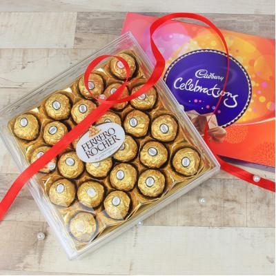 Ferrero Rocher Celebrations