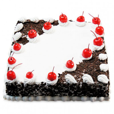 Cherry Blackforest Cake