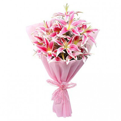 Luxurious Lillies