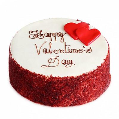 Red Velvet Valentine Cake 1kg