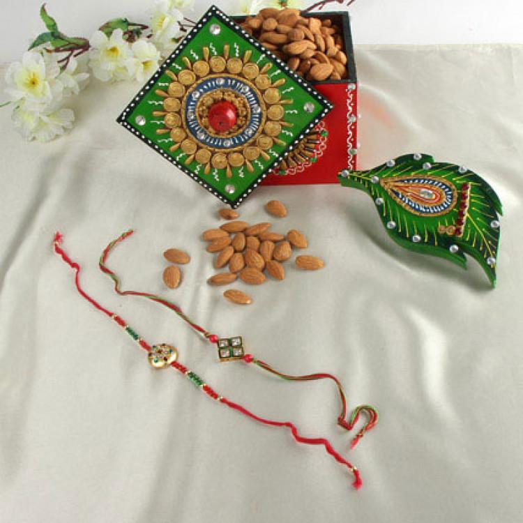 Almonds Special Rakhi