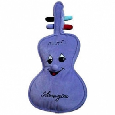 Classic Play & Pets Soft Toy Guitar