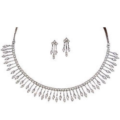 Myra Collection Necklace and Earring Set from Avon
