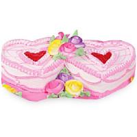 Twin Heart Cake